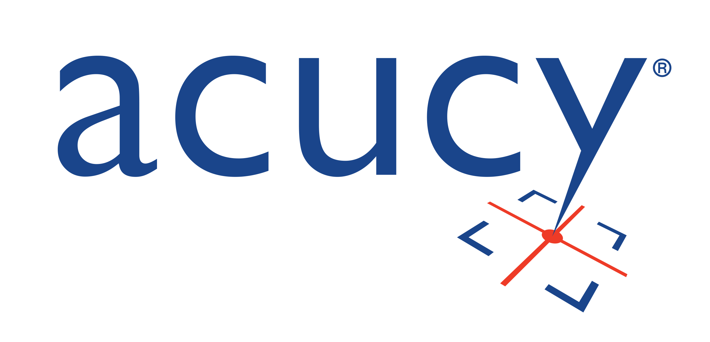 Acucy Logo Blue Red